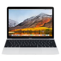 "MacBook 12"" Retina Core m3, 1.2GHz, Intel HD 615, 8GB, 256GB Flash - Серебристый"