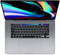 "MacBook Pro 16"" Touch Bar, i9 2.3ГГц, Radeon Pro 5500M, 16ГБ, 1Tб - Серый космос"