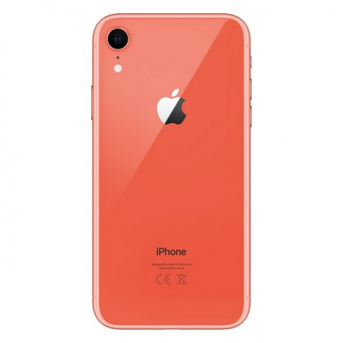 iPhone XR 128GB Dual Sim - Коралловый
