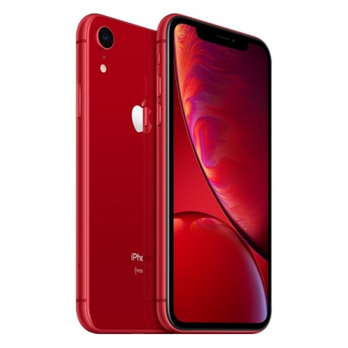 iPhone XR 64GB Dual Sim - (PRODUCT)RED™