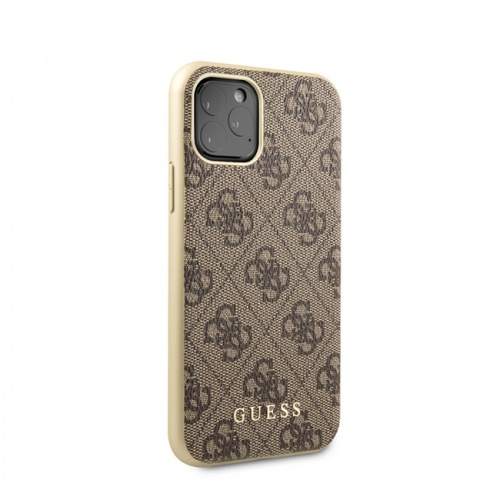 4G COLLECTION - HARD CASE PC/TPU- 4G BROWN - 11/11Pro/11ProMax